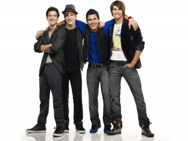 """Su Nickelodeon i nuovi eisodi di """"Big Time Rush"""" in onda da lunedì 19 novembre!"""