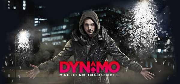 """Dal 7 Dicembre arriva su DMAX """"Dynamo: magie impossibili""""   Digitale terrestre: Dtti.it"""