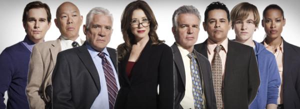 "Al via su Premium Crime la serie ""Major Crimes"""