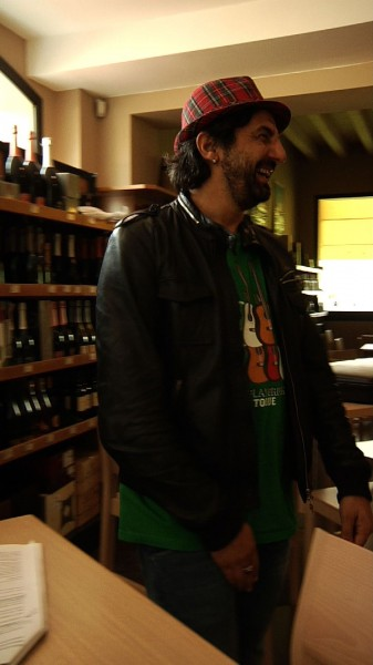 """Omar Pedrini e Riccardo Rossi nella nuova puntata in Franciacorta di """"Conosco un posticino"""" su DoveTv"""