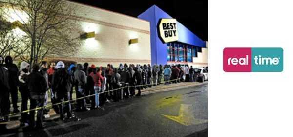 """Su Real Time si apre la stagione dello shopping natalizio statunitense con """"Pazzi per la spesa: Supersaldi"""""""