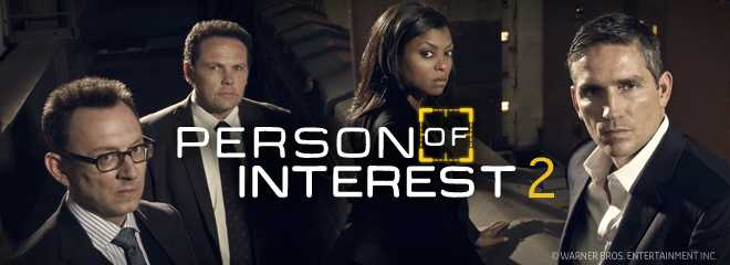 "Al via su Premium Crime la seconda stagione di ""Person of Interest"" 