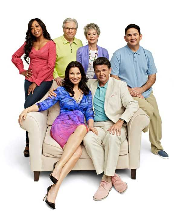 Comedy Central _ Happily Divorced cast - lg