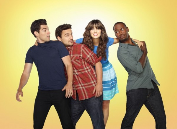 MTV _ New Girl cast