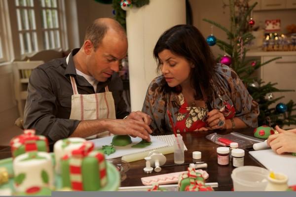 """Su DoveTv """"Un perfetto Natale inglese"""" con Kirstie Allsopp e Phil Spencer"""