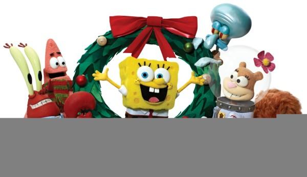"""""""Il Natale di Spongebob"""" - episodio nuovo ed inedito in onda il 25 Dicembre"""
