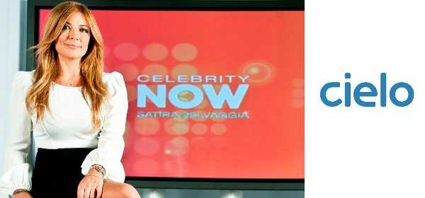 Stasera Celebrity Now su Cielo: ospite Fabrizio Corona | Digitale terrestre: Dtti.it