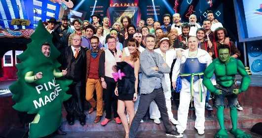 Omar Fantini e Melita Toniolo conducono Metropolis, da giovedì 6 Dicembre su Comedy Central | Digitale terrestre: Dtti.it