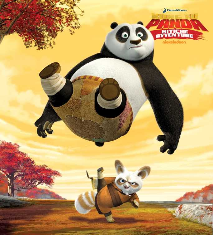 Kung Fu Panda: i nuovi episodi da Lunedì 21 Gennaio | Digitale terrestre: Dtti.it