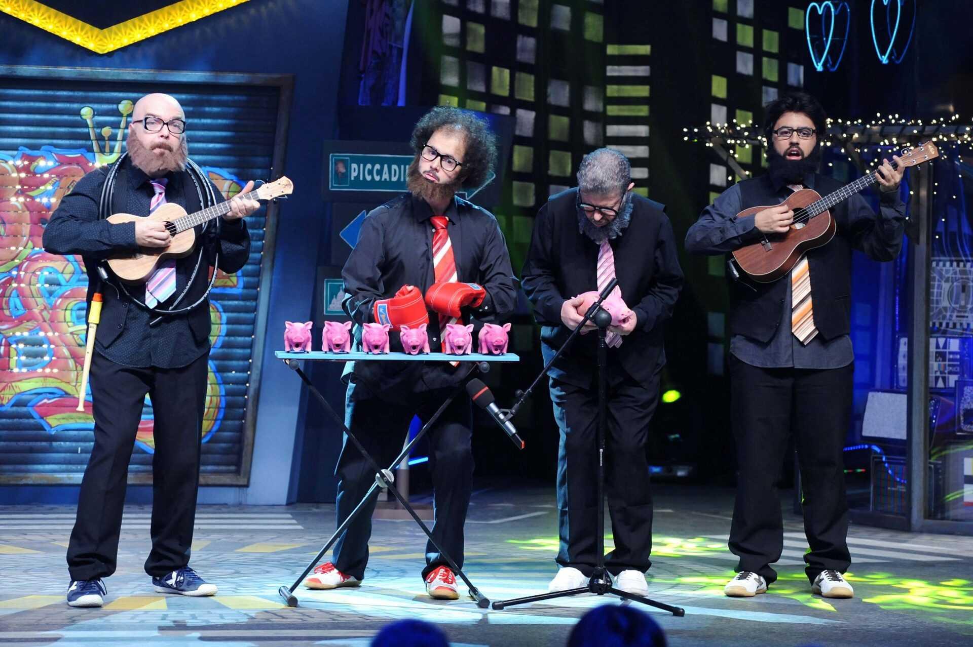 Musica e risate questa sera nella Metropolis di Comedy Central | Digitale terrestre: Dtti.it