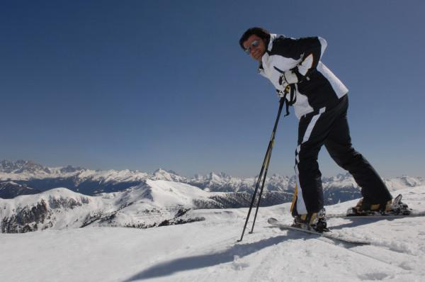 Eurosport punta su Alberto Tomba e Didier Cuche per i Mondiali FIS di Sci Alpino 2013