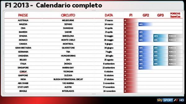 calendario-f1-2013