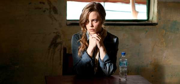 "Al via su Sky Uno l'attesissima spy story con Melissa George: ""Hunted"" 