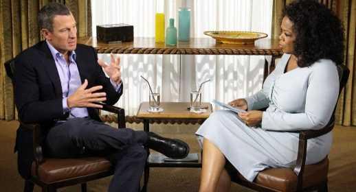 "DMAX: Oprah Winfrey intervista Lance Armstrong, ""Lance Armstrong: Tutta la verità"" | Digitale terrestre: Dtti.it"