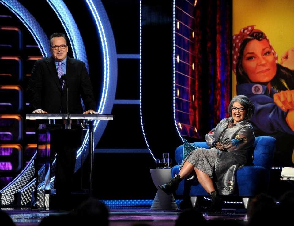 Roseanne Barr sulla graticola di Comedy Central, la star di Pappa e Ciccia nell'esclusivo show | Digitale terrestre: Dtti.it