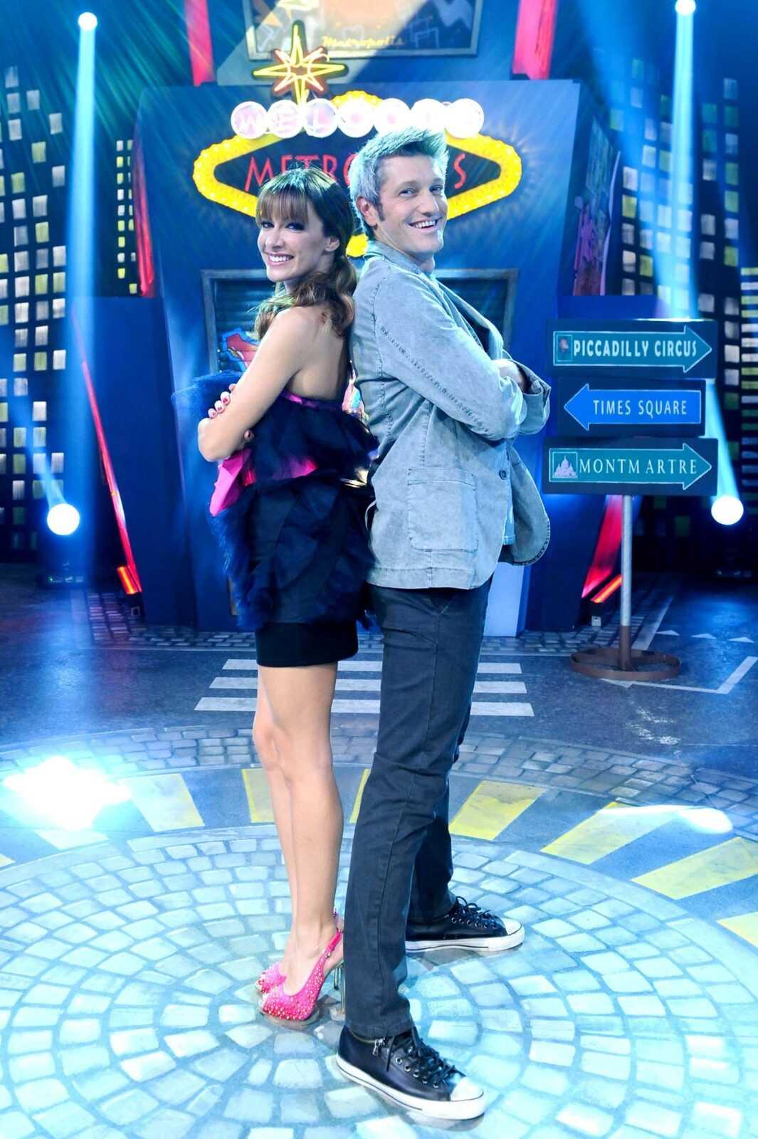 Melita Toniolo a tutta comicità con Metropolis su Comedy Central | Digitale terrestre: Dtti.it