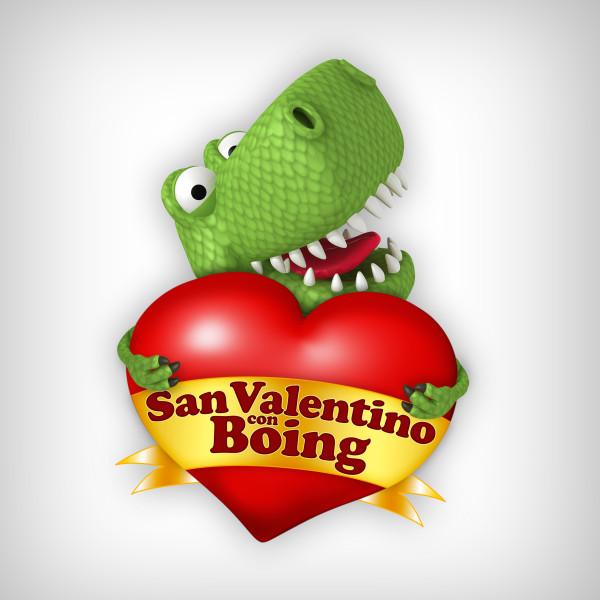 Boing TV festeggia San Valentino con Gumball e Flor