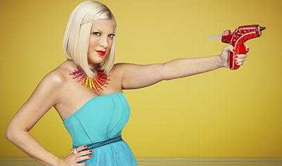 "Real Time: Tori Spelling nel mondo del fai-da-te in ""Craft Wars: sfida all'ultima creazione"" 