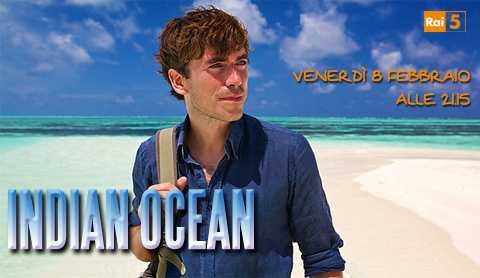 "Questa sera torna su Rai5 Simon Reeve in ""Indian Ocean"" | Digitale terrestre: Dtti.it"