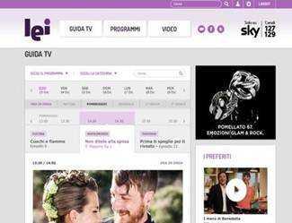 Arriva il nuovo sito web del canale televisivo: LEITV.IT | Digitale terrestre: Dtti.it