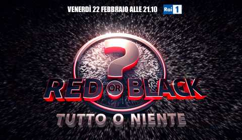 Rai1: Red or Black? Tutto o niente con Frizzi e Cirilli | Digitale terrestre: Dtti.it