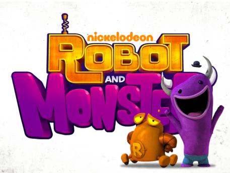 "Su Nickelodeon il 18 Febbraio arriva ""Robot and Monster"" | Digitale terrestre: Dtti.it"