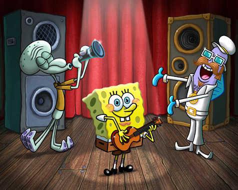 Spongebob in Tour - episodio speciale sabato 9 Marzo su Nickelodeon   Digitale terrestre: Dtti.it