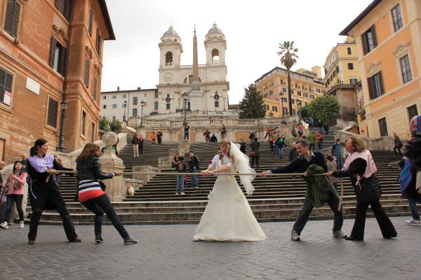 Chi veste la sposa_Roma 4