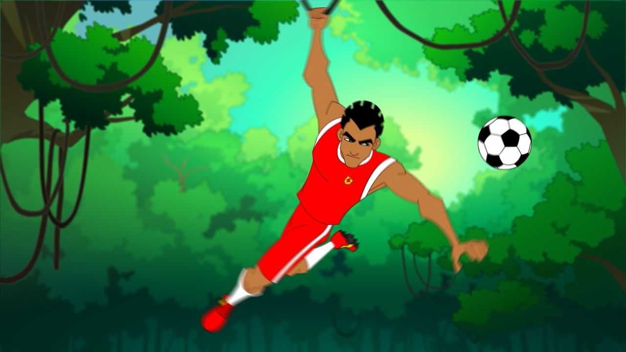 Su Disney XD arriva la serie animata dedicata al calcio: XD Supastrikas   Digitale terrestre: Dtti.it