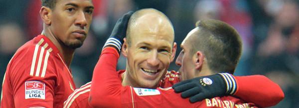 Franck Ribery,Arjen Robben