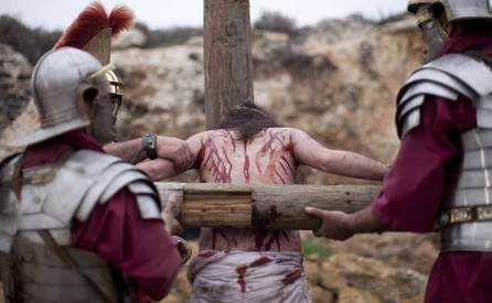 cruxefixion