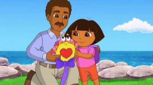 Festa della Papà con Dora l'Esploratrice su Nick Jr | Digitale terrestre: Dtti.it