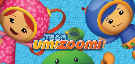 Team Unizoomi - Super poteri Matematici! i nuovi episodi da Lunedì su Nick Jr | Digitale terrestre: Dtti.it