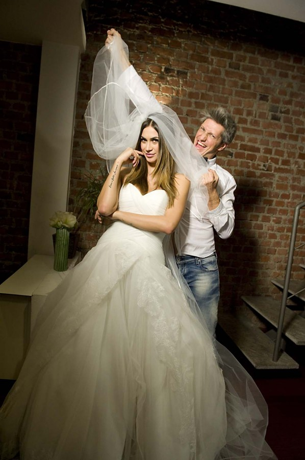 Amici@Letto_Comedy Central_Satta e Fantini  per le nozze