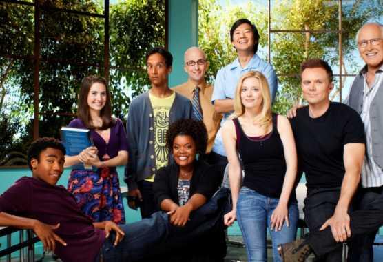 Community, la serie cult con Chavy Chase e Joel McHale, in esclusiva su Comedy Central | Digitale terrestre: Dtti.it