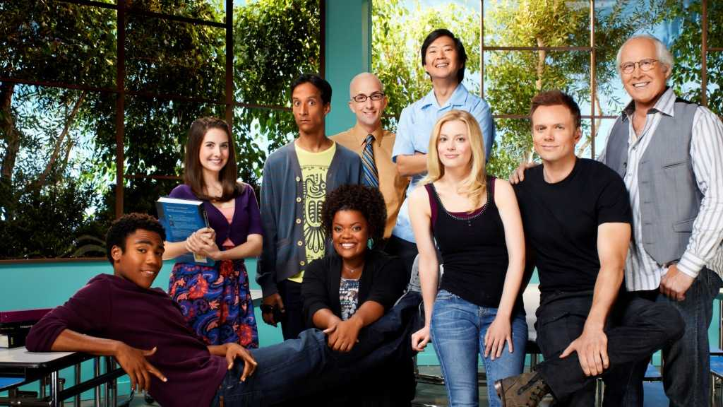 Community, la serie cult con Chavy Chase e Joel McHale, in esclusiva su Comedy Central | Digitale terrestre: Dtti.it