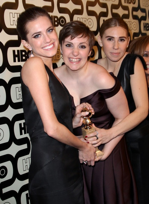 MTV_GIRLS_Allison Williams, Lena Dunham, Zosia Mamet