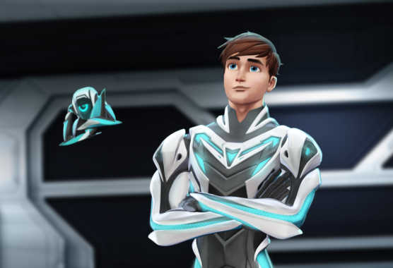 Dal 15 Aprile su Cartoon Network 1° tv assoluta per MAX STEEL, la serie inedita sul supereroe col 'Turbo' | Digitale terrestre: Dtti.it
