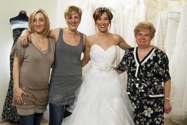 """LeiTv, questa sera un nuovo episodio di """"Chi veste la sposa - Mamma contro suocera"""""""