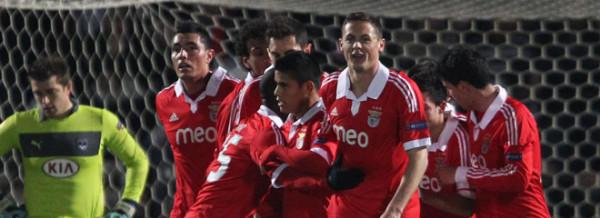 Europa League, Bordeaux vs Benfica