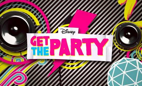 "Arriva il primo factual Disney: ""Get The Party"" | Digitale terrestre: Dtti.it"
