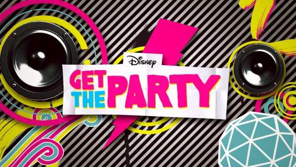 "Arriva il primo factual Disney: ""Get The Party"" 