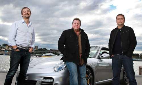 La terza stagione di Top Gear Australia dal 6 Maggio su DMAX | Digitale terrestre: Dtti.it
