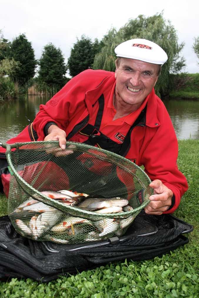 A pesca con Bob Nudd, dal 3 Maggio su Pesca (Sky canale 326) | Digitale terrestre: Dtti.it