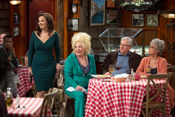 Comedy Central_Happily Divorced_Fran Drescher e Renee Taylor