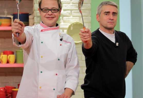 "Torna Spyros su DeaKids con ""Help kitchen - Party con Spyros"" 
