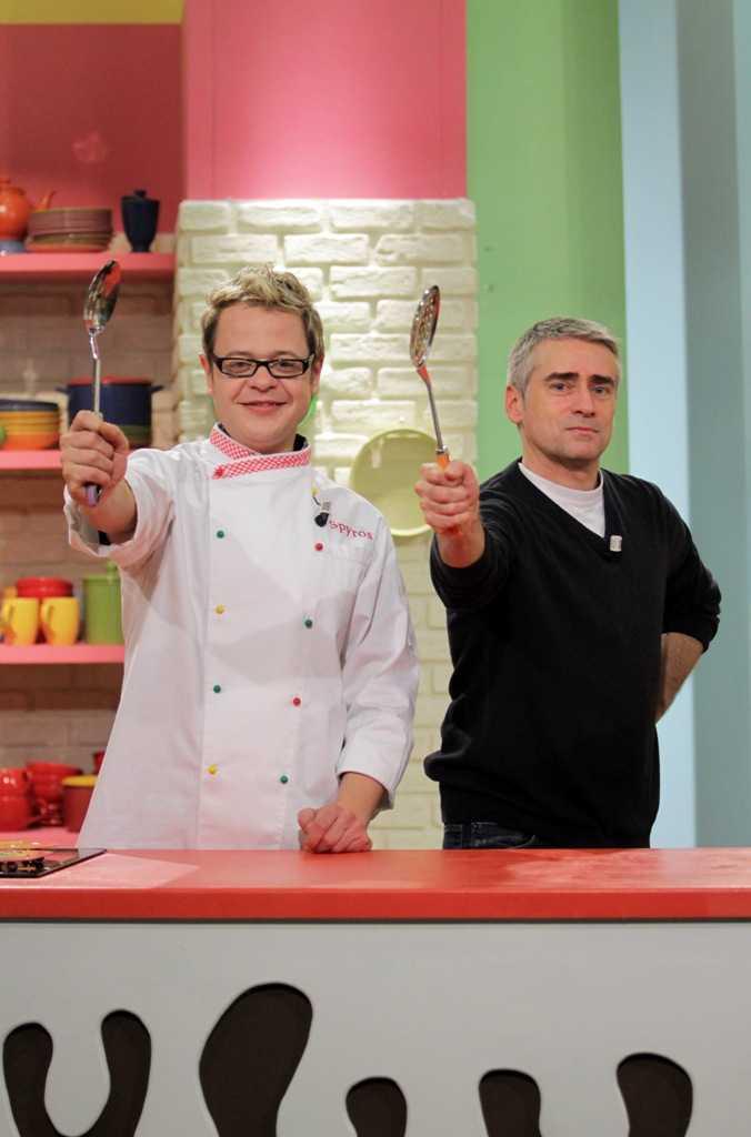 "Torna Spyros su DeaKids con ""Help kitchen - Party con Spyros"" | Digitale terrestre: Dtti.it"