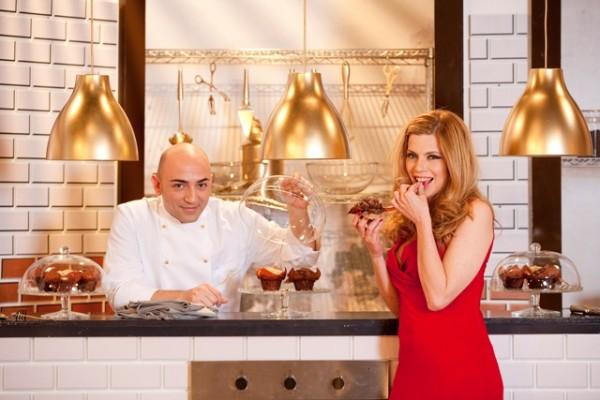 Alice presenta: Benedicta Boccoli 50 sfumature di cioccolato peccati di gola in TV