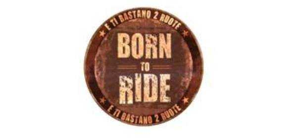 "Italia 2: al via ""Born to Ride - e ti bastano 2 ruote"" 