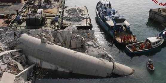 Su Cielo in prima tv un reportage esclusivo sul tragico incidente del Porto di Genova | Digitale terrestre: Dtti.it